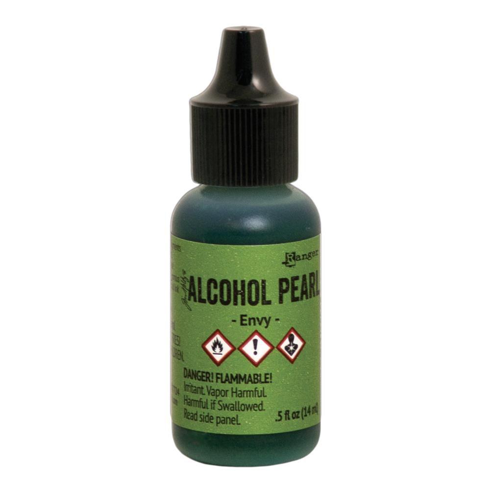 ALCOHOL PEARL ENVI - Encre à alcool Vert