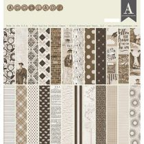 """Authentique Collection Kit 12\""""X12\"""" Accolade"""