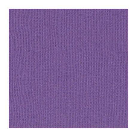 """Bazzill Mono Cardstock 12\""""X12\"""" Bazzill Purple/Classic"""