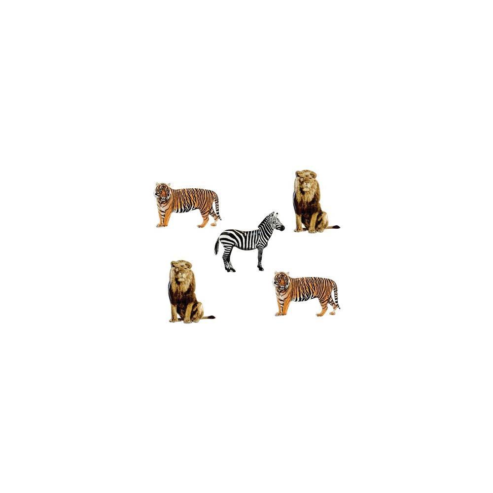 BRADS ZEBRE - LIONS - TIGRES