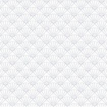 CALQUE 90G JAPAN EVENTAILS - BLEU FONCE