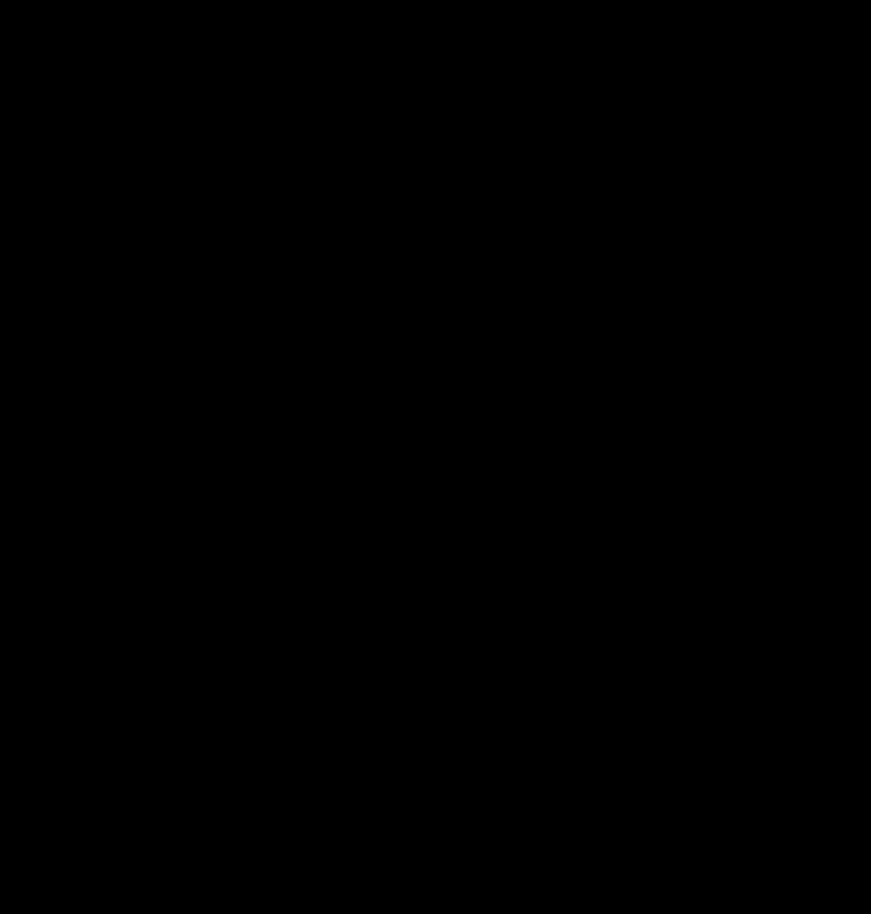 Calque étoiles nordiques - Fuchsia