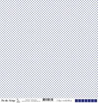 Calque ronds - Bleu