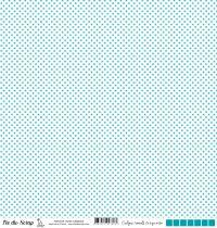 Calque ronds - Turquoise