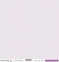 Calque ronds - Violet