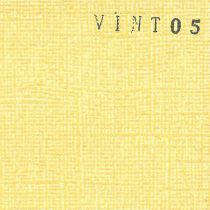CARDSTOCK VINTAGE - Jaune