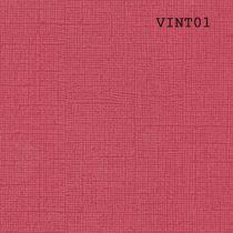 CARDSTOCK VINTAGE - Rouge