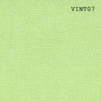 CARDSTOCK VINTAGE - Vert Charteuse