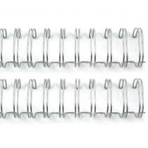 """Cinch Wires .75\"""" 2/Pkg Silver"""