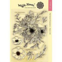 Clear Stamp Bouquet Builder 5