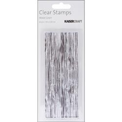CLEAR STAMP TEXTURE WOOD GRAIN