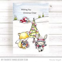 CLEAR STAMPS - Christmas Cheer