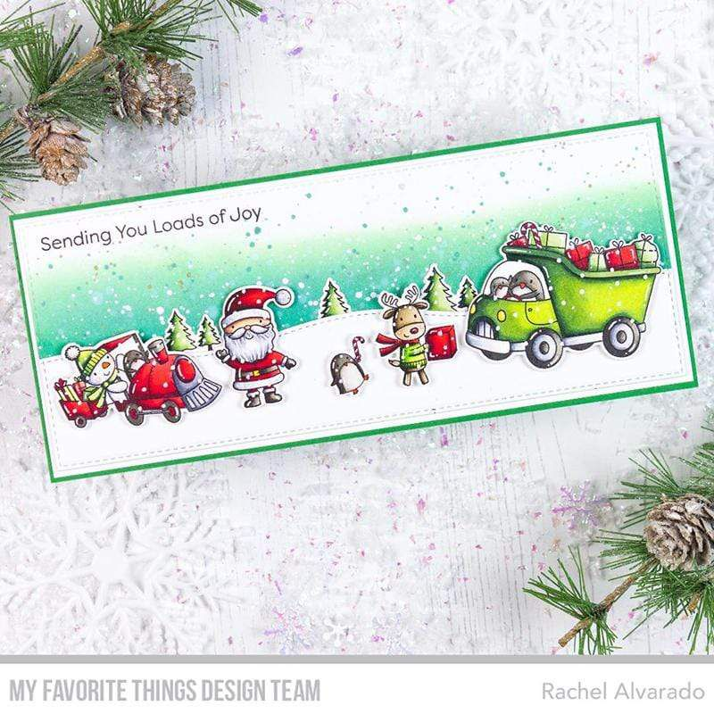 CLEAR STAMPS - Loads Of Joy