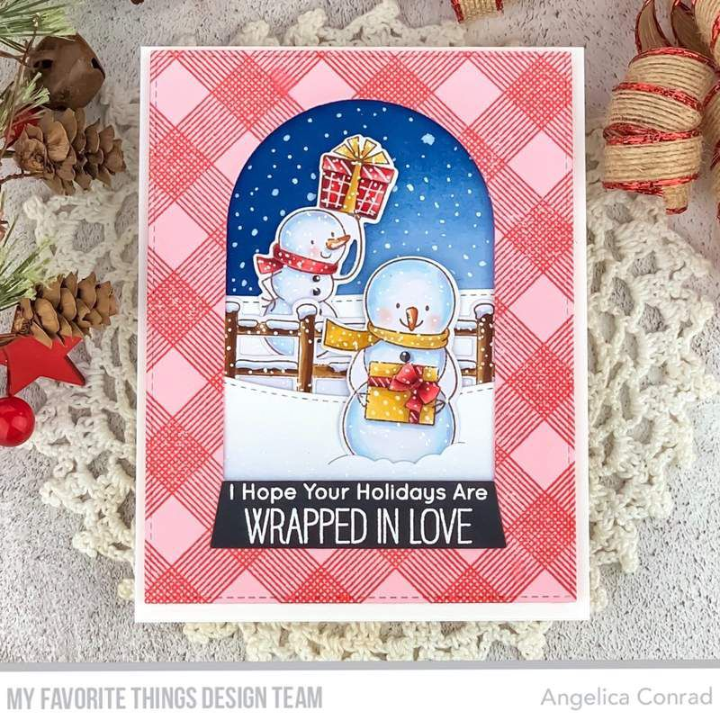 CLEAR STAMPS - Present Time