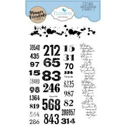 Clear Stamps Background 2