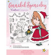 Clear Stamps By Annabel Spenceley - Making Spirits Bright