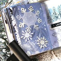 Clear Stamps Frosty Patterns