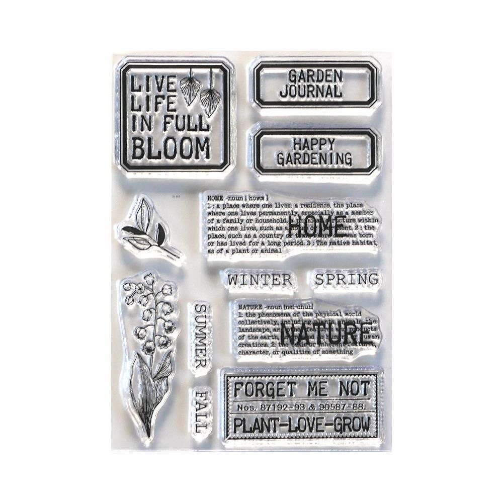 Clear Stamps Home & Nature