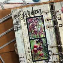 Clear Stamps In My Garden