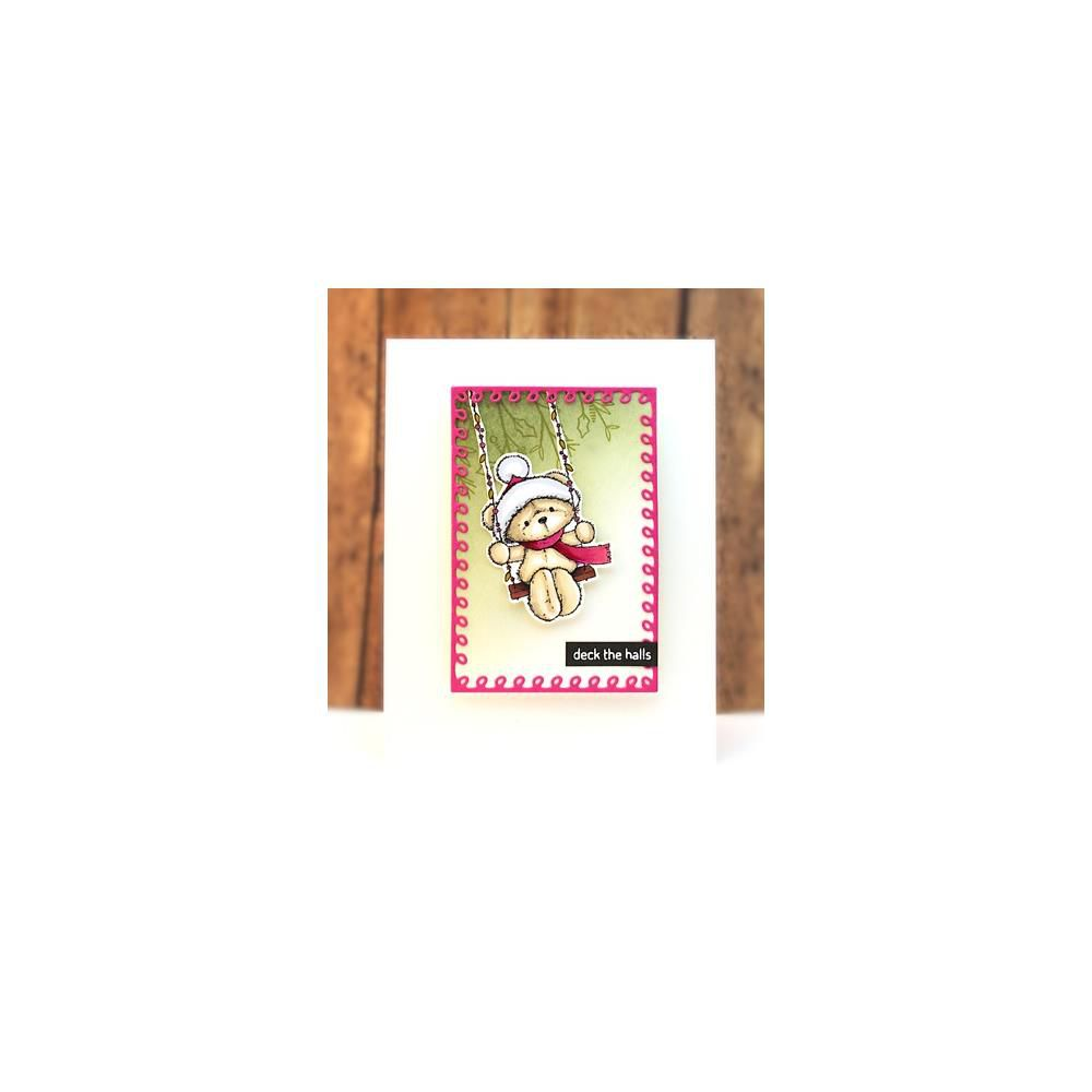 CLEAR STAMPS SCARVED SWEETIES