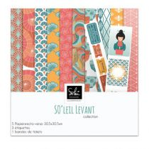 COLLECTION DE PAPIERS - SO\'leil Levant