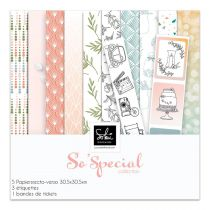 COLLECTION DE PAPIERS - SO\'Special