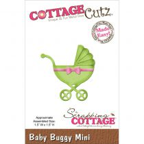 Cottage Cutz Die Baby Buggy Mini