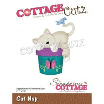 Cottage Cutz Die Cat Nap