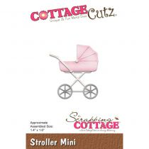 Cottage Cutz Die Stroller Mini