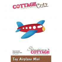 Cottage Cutz Die Toy Airplane Mini