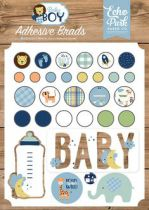 DECORATIVE BRADS - Baby Boy