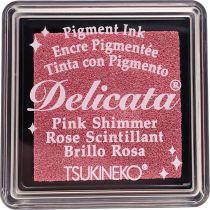 DELICATA ENCRE PIGMENTEE - Pink Shimmer