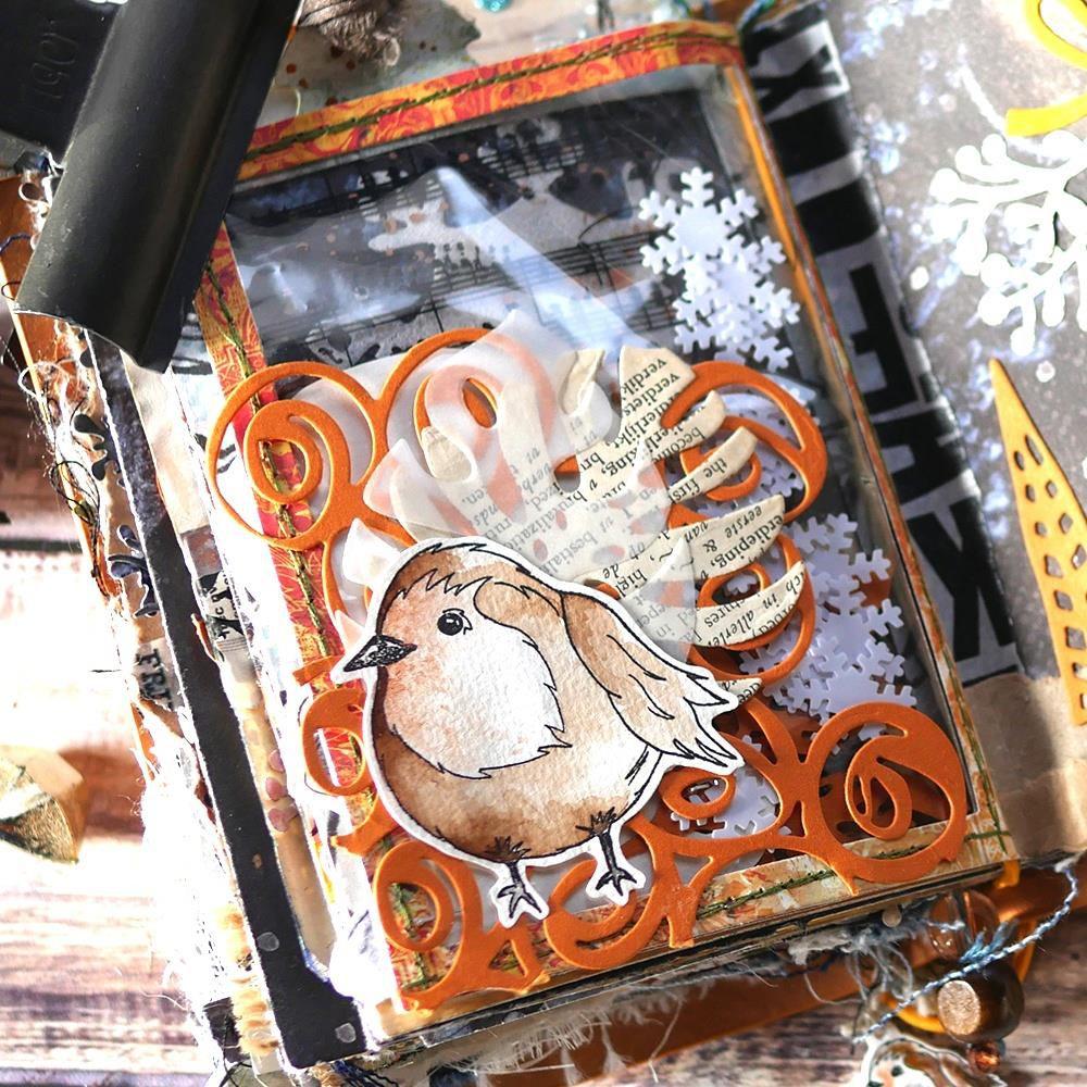 DIE - Cinnamon Background