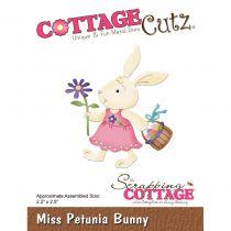 DIE - Miss Petunia Bunny
