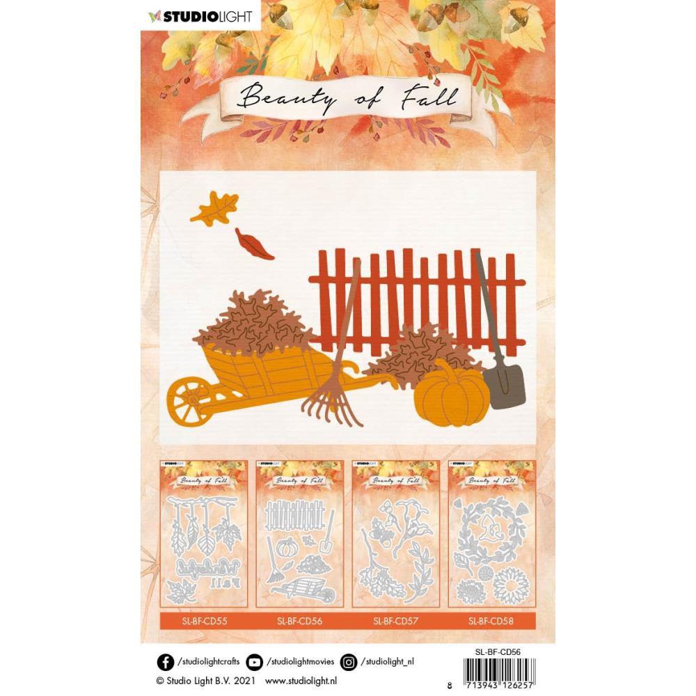 Die Beauty Of Fall NR. 56, Garden Tools