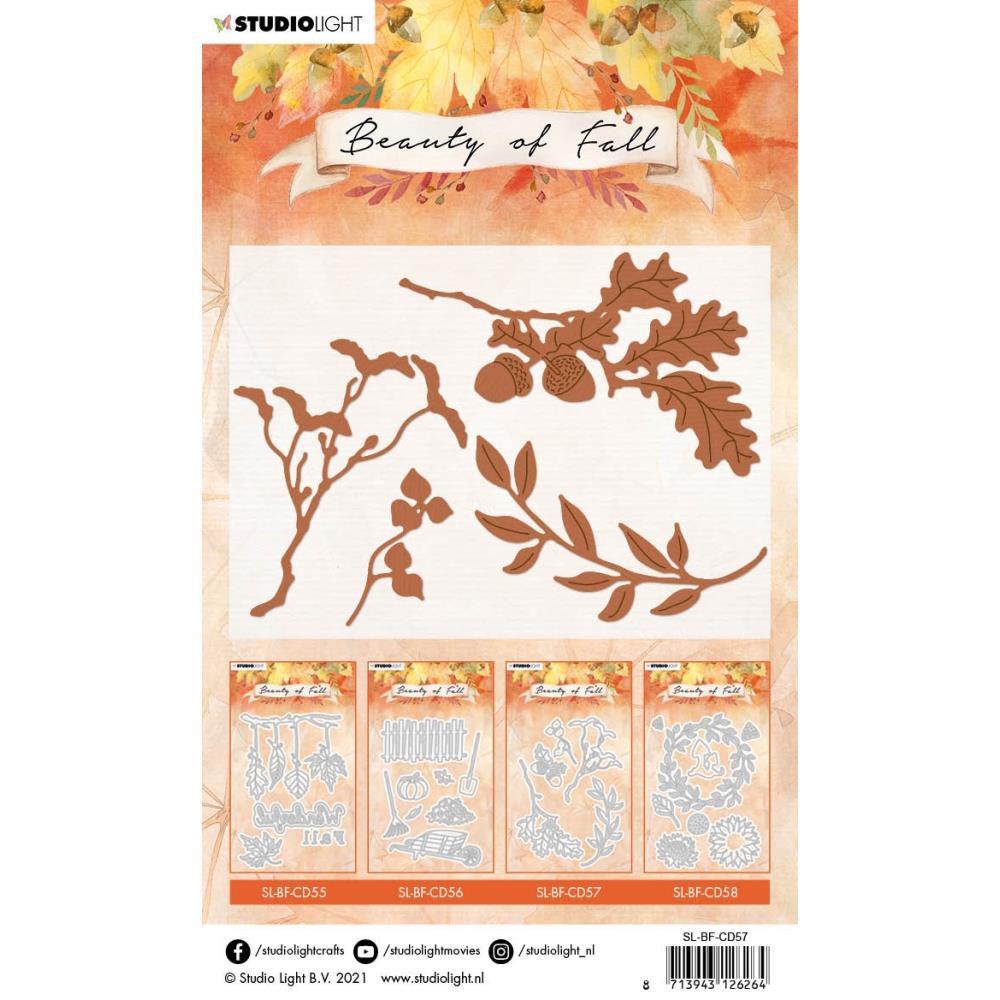 Die Beauty Of Fall NR. 57, Autumn Leaves