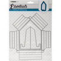 Die Big Frame Essentials Cutting & Embossing - cadre 3D