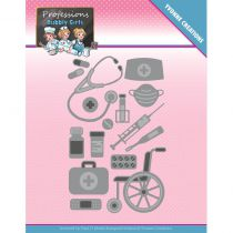 Die Bubbly Girls Professions - Healthcare