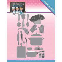 Die Bubbly Girls Professions - Kitchen Staff