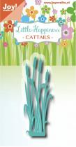 Die cattails - roseaux