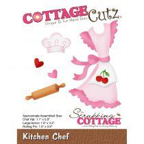 DIE CHEF DE CUISINE - Kitchen Chef
