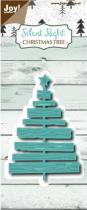 Die Christmas tree