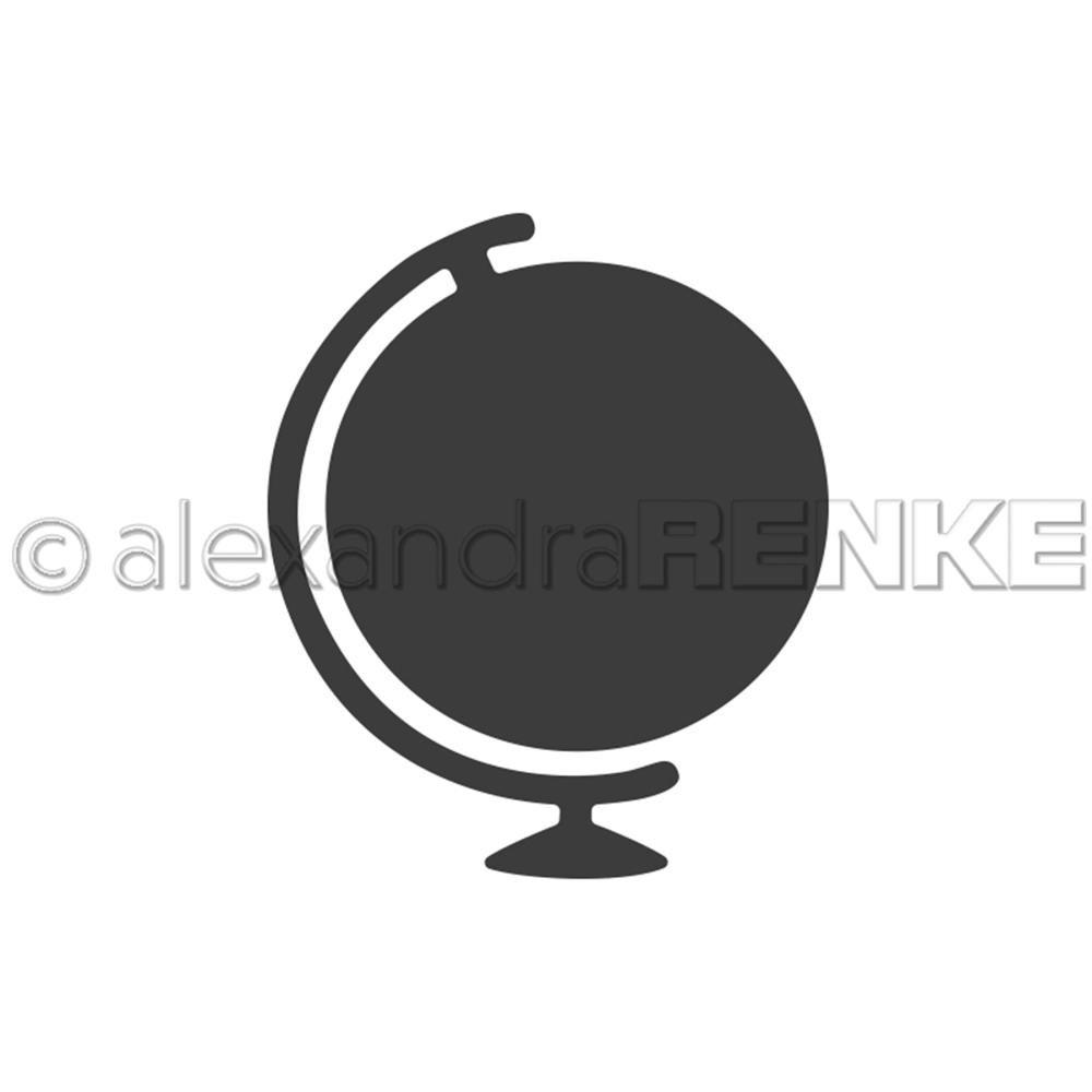 DIE CUT DESIGN GLOBE TERRESTRE - Globus