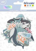 DIE CUTS - Deep Sea