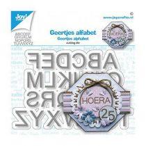 Die geertjes alphabet