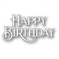 Die Happy Birthday Poe Script