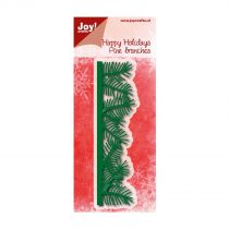 DIE HAPPY HOLIDAYS - Branches de sapin