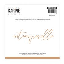 DIE INTEMPORELLE - Mot Intemporelle