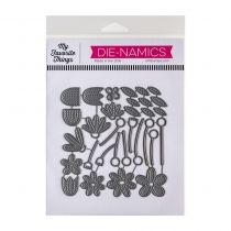 DIE-NAMICS - Stitched Garden