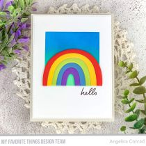 DIE-NAMICS Rainbow Whimsy